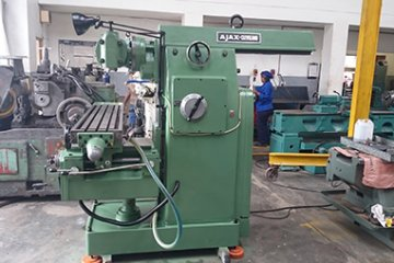 Ajax Cleveland Milling Machine